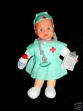 Nurse Hospital Sick-Get Well Gift-Toy Doll