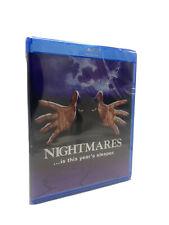 Nightmares (Blu-ray Disc, 2015)  NEW Scream Factory