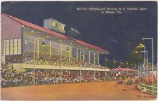 West Flagler Kennel Club,Miami,Florida,Greyhound Dog Racing Track,Used,1959