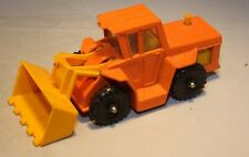 1960s Diecast Front End Loader Corgi Juniors Made in United Kingdom