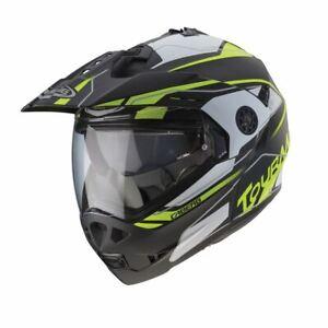 Caberg Tourmax Flip Front Motorcycle Motorbike Road Crash Modular Helmet