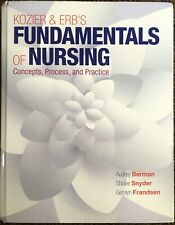 Kozier & Erb's Fundamentals of Nursing Book 10th Edition, Good