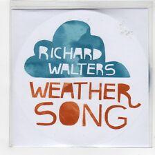 (GG23) Richard Walters, Weather Song - DJ CD
