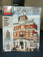 LEGO 10224 Creator Town Hall.RETIRED SET!