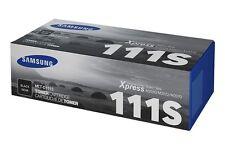 Genuine Samsung MLT-D111S Toner Cartridge Black Xpress M2020W M2070FW
