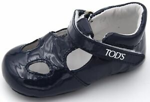 TOD'S JUNIOR BABY GIRL BALLET FLAT SHOES CASUAL FAUX LEATHER UXB00G0G7306HR0H10