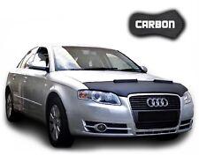 Protezione Cofano A3 8V Copertura Cofano Car Bra Auto NERO Front Maschera Bonnet Tuning