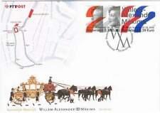 Envelop Royalty 2002 - Nederland - Huwelijk Willem Alexander en Maxima (roye115)