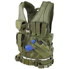 Condor CV Cross Draw Tactical Vest - OD Green