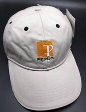 PEXCO PLASTIC PRODUCTS COMPANY beige adjustable cap / hat