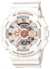 New Casio G Shock GA110LB White Rose Gold Men Watch