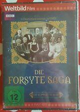 Die Forsyte Saga - die komplette Serie - neu & ovp in Folie - Versand kostenlos