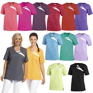 Leiber Damen Schlupfjacke 1/2 Arm Pflegerkleidung Schwesternkittel Kasack Pflege