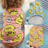 Puppy Dog Pajamas Cotton Dog Chihuahua Yorkie Clothing for Dog Jumpsuit Clothes