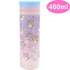 BRAND NEW LITTLE TWINS STAR THERMAL FLASK 460 ML FROM SANRIO JAPAN