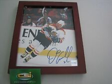 Dino Ciccarelli Autographed 8x10 Photo - Channel