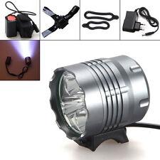 15000Lm 5 x CREE XM-L T6 LED Bicycle Light Bike Cycling Camping Headlamp