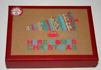 16 Papyrus Eco Friendly Here Comes Christmas New Box Funny Recycled Paper Cards