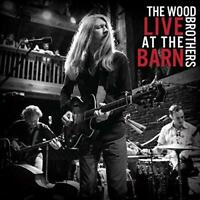 The Wood Brothers - Live At The Barn NEW Sealed Vinyl LP Album