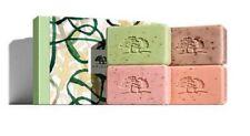 ORIGINS Feel Good Soap Set Bath Bar 4 Piece Rose Patchouli Basil Sage 3.7oz NIB