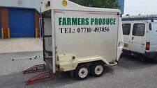 Twin wheel trailer for sale