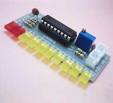 LM3915 10 LED Sound Audio Spectrum Analyzer Level Indicator Kit DIY  USA Shipper