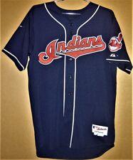 Cleveland Indians Frank Hermann Navy Blue 2010 Mlb Jersey