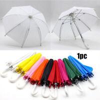 USA Baby Accessories Mini parapluie Poupée Rainbow Parapluie de jouet