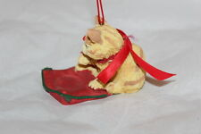 Midwest Importers of Cannon Falls Cat Kitten Ceramic Christmas Tree Ornament