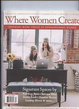 WHERE WOMEN CREATE MAGAZINE AUG SEP OCT 2015