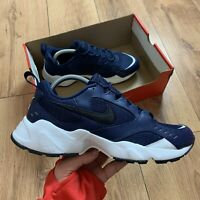 Nike Men's Air Heights Trainers Size UK 8.5 EUR 43 Blue AT4522 400 NEW
