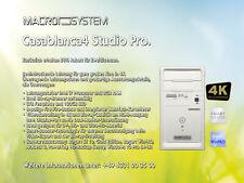 Video Bearbeitung MacroSystem - Casablanca 4 StudioPRO !! Sonderposten !!