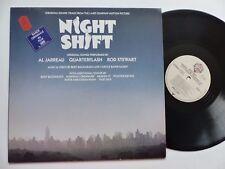 BO Film OST Night shift BACHARACH AL JARREAU ROD STEWART WB K 57024