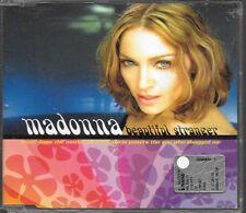 MAXI CD SINGLE 3 TITRES--MADONNA--BEAUTIFUL STRANGER--1999