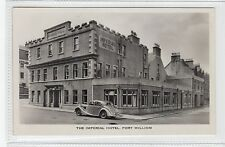 THE IMPERIAL HOTEL, FORT WILLIAM: Inverness-shire postcard (C28325)