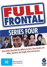 FULL FRONTAL - SERIES 4 (6 DVD SET) BRAND NEW!!! SEALED!!!
