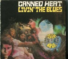 Canned Heat   2 CD's   LIVIN' THE BLUES ( DIGIPACK)   (c) 1968/99 - FRANCE
