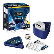 Doctor Who Travel Trivial Pursuit NEW!