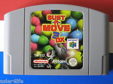 BUST-A-MOVE 3 DX - NINTENDO 64 - N64