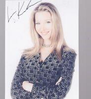 5x7 signed photo #0093 w/AUTOGRAPH - LISA KUDROW - ACTRESS