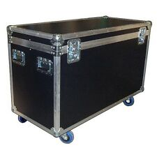 """Heavy Duty 3/8"""" JUMBO 48X22 TRUCK PACK CABLE TRUNK ATA Case -  Extra High"""