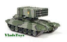 """Eaglemoss 1:72 Soviet UVZ  TOS-1 """"Buratino"""" MLRS  Russian CV022"""