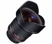 SAMYANG 14mm F2.8 ED AS IF UMC Photo Lens for Nikon AE -auto chip