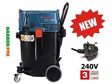 new - PRO - Bosch 240V GAS 55M AFC - DUST EXTRACTOR - 06019C3360 3165140705561