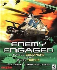 Enemy Engaged: Comanche Vs. Hokum - PC TAKE 2 Interactive Video Game