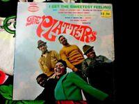 THE PLATTERS VINYL LP I GET THE SWEETEST FEELING MUSICOR SHRINK WRAP SONATA