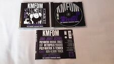 KMFDM Juke-Joint Jezebel The Giorgio Moroder Mixes 5 Versions 1 Non-Album Track