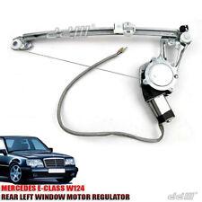 Rear Left Hand LHS Power Window Regulator For Mercedes Benz W124 E-Class 85-95