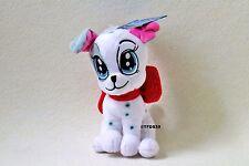 Disney 101 Dalmatiner Glitzer Hund NEU ca 16 cm Plüschtier Stofftier  (T 161)