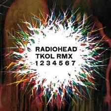 Radiohead - TKOL RMX 1234567 [CD]